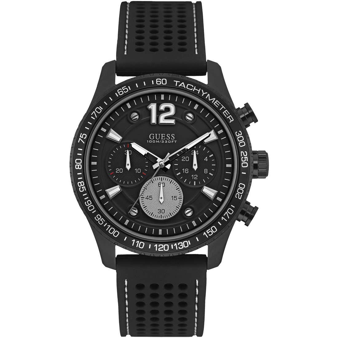 comprare nuovo design elegante ampia scelta di colori Guess - Orologio Cronografo uomo Guess Fleet